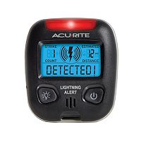 AcuRite Digital Portable Lightning Detector