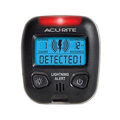 AcuRite Digital Portable Lightning Detector