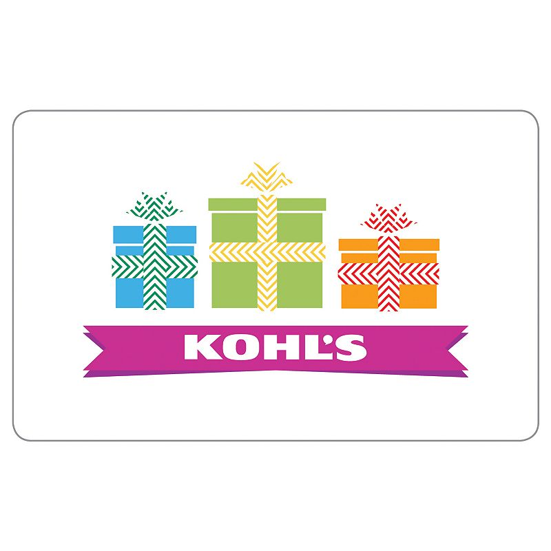 Gift Card, $25 That's a wrap. This Kohl's Gift Card* is the perfect gift for every special occasion.To make a purchase with the card, just visit any Kohl's Department Store and present your card at the time of purchase. Or, use the card as payment during online checkout at Kohls.com. It works the same as cash, and the remaining balance stays on the card until it's used up. Discounts not available on gift cards. *This card is redeemable for merchandise at any Kohl's store or online at Kohls.com. This card is issued by and represents an obligation of Kohl's Value Services, Inc. Except where required by law, this card is non-refundable, may not be redeemed for cash or for the purchase of Gift Cards and cannot be applied to any Kohl's Charge account balance. This card has no expiration date. The unused value of lost, stolen or damaged cards can be replaced with required proof of purchase. See store for details. Receipts for purchases made with this card will show the remaining card balance. Card balance may also be obtained from a Kohl's Sales Associate, calling 1-800-655-0554 or online at Kohls.com Do not mail cards to the Kohl's Payment Center. 11/10 Size: $25. Color: Multicolor. Gender: unisex. Age Group: adult.