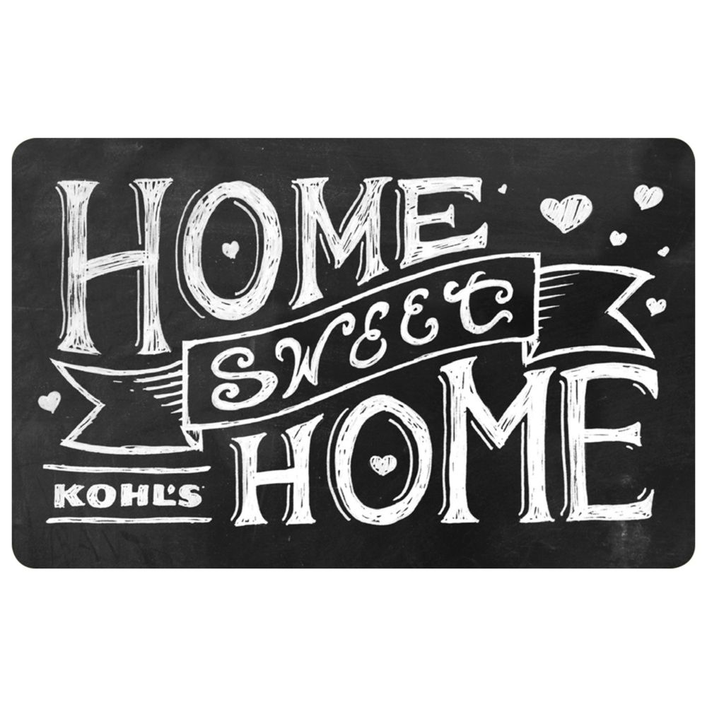 Sweet Home Gift Card