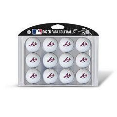 Team Golf Atlanta Braves 12-Pack Golf Balls