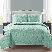 VCNY Shore 3 pc Quilt Set