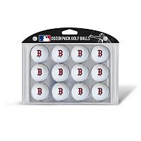 Team Golf Boston Red Sox 12-Pack Golf Balls