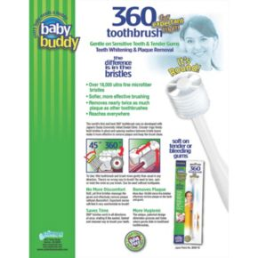 Baby Buddy Expectant Moms 360-Degree Toothbrush