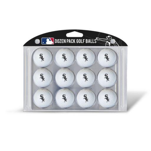 Team Golf Chicago White Sox 12-Pack Golf Balls