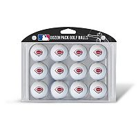 Team Golf Cincinnati Reds 12-Pack Golf Balls