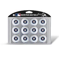 Team Golf Houston Astros 12-Pack Golf Balls