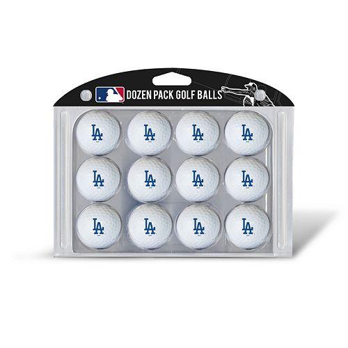 Team Golf Los Angeles Dodgers 12-Pack Golf Balls
