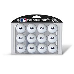 Team Golf New York Mets 12-Pack Golf Balls