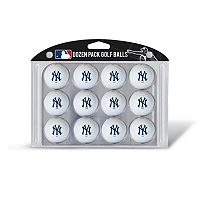 Team Golf New York Yankees 12-Pack Golf Balls