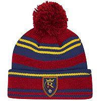 Adult adidas Real Salt Lake Retro Cuffed Beanie