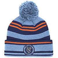 Adult adidas New York City FC Retro Cuffed Beanie