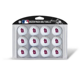 Team Golf St. Louis Cardinals 12-Pack Golf Balls