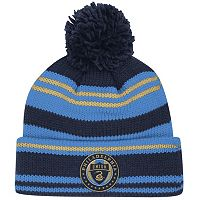 Adult adidas Philadelphia Union Retro Cuffed Beanie