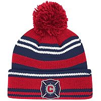 Adult adidas Chicago Fire Retro Cuffed Beanie