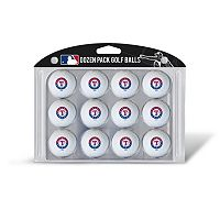 Team Golf Texas Rangers 12-Pack Golf Balls