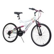 Dynacraft 24 in Rip Curl Full Suspension Mountain Bike - Girls