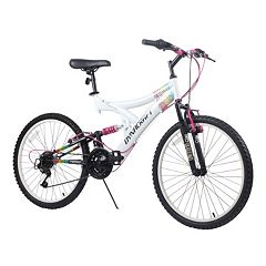 Dynacraft 24 in Rip Curl Full Suspension Mountain Bike - Girls