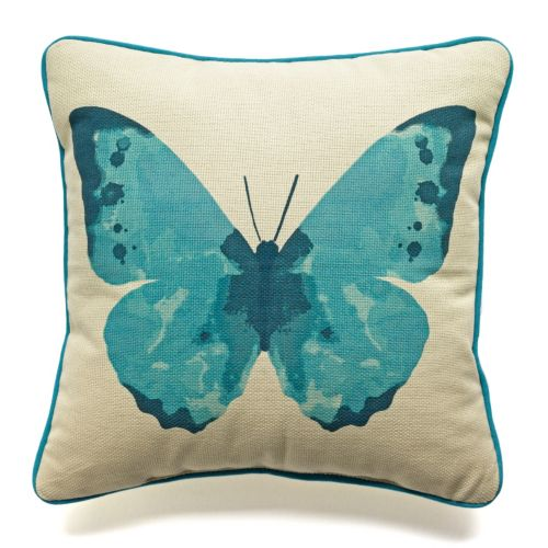 SONOMA Goods for Life™ Belfair Butterfly Throw Pillow