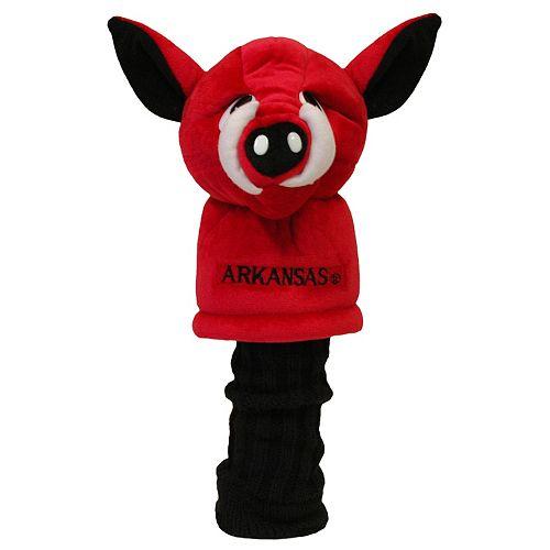 Team Golf Arkansas Razorbacks Mascot Head Cover