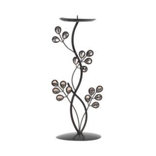 Elements 13-inch Gem Pillar Candle Holder