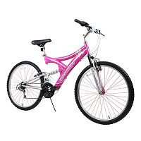Dynacraft 26 in Air Blast Full Suspension Mountain Bike - Women's