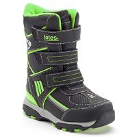 Totes Scotty Boys' Winter Boots