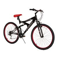 Dynacraft 26 in Equator Full Suspension Mountain Bike - Men's