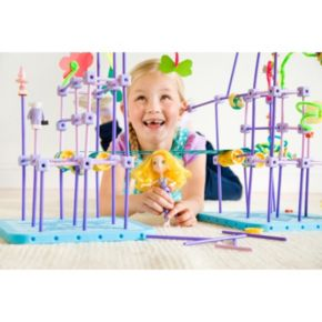 GoldieBlox Girl Inventor Zipline Action Figure