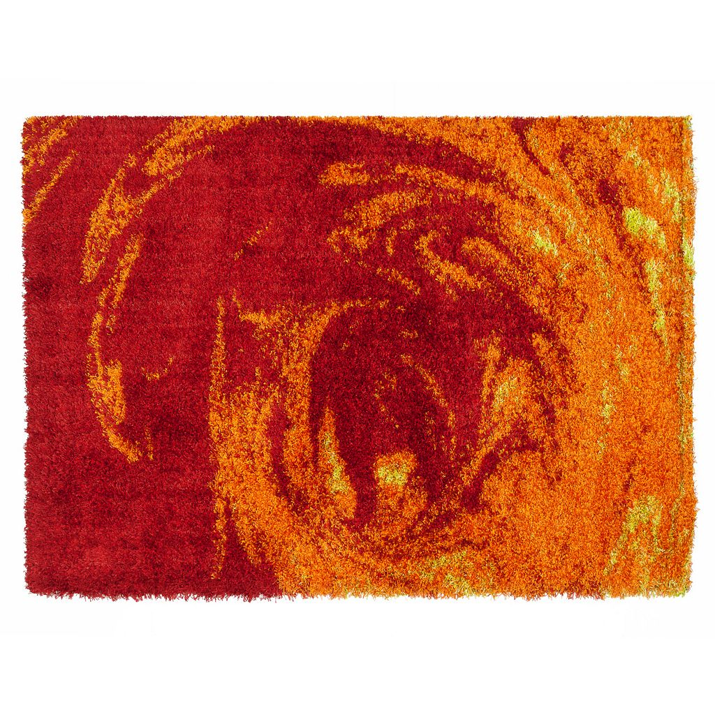Loloi Barcelona Shag Fire Rug