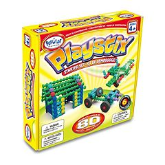 Playstix Starter 80 pc Set by Popular Playthings