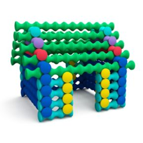 Playstix Starter 80-pc. Set by Popular Playthings