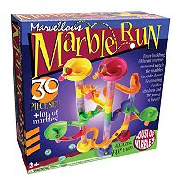 Marvellous Marble Run 30 pc Set by House of Marbles