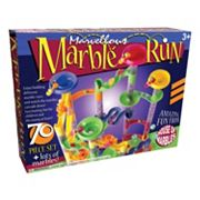 Marvellous Marble Run 70 pc Set by House of Marbles