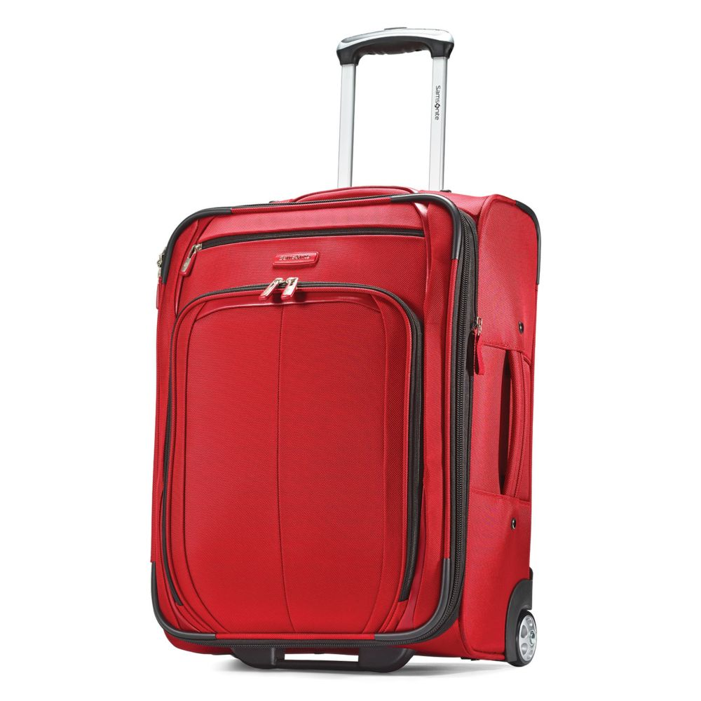 Hyperspin 21-Inch Wheeled Carry-On Luggage