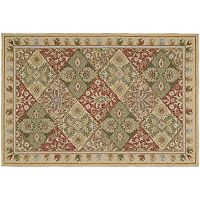 Kaleen Home & Porch Desoto Floral Indoor Outdoor Rug