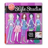 Klutz My Style Studio Design & Trace Fashions