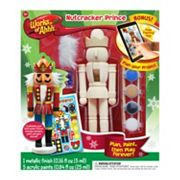 MasterPieces Works of Ahhh... Wood Painting Kit - Nutcracker Prince