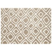 Loloi Charlotte Lattice Shag Rug