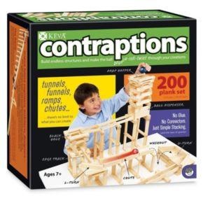 MindWare KEVA Contraptions - 200 Plank Set