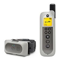 Motorola Advanced Remote Pet Training System with Static Correction