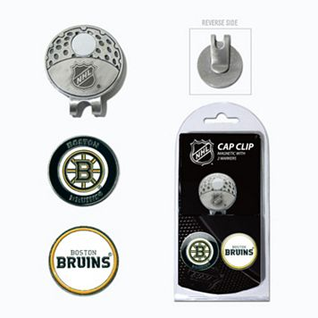 Team Golf Boston Bruins Cap Clip & Magnetic Ball Markers