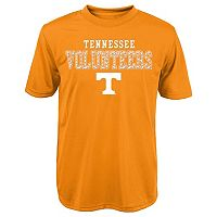 Boys 8-20 Tennessee Volunteers Fulcrum Performance Tee