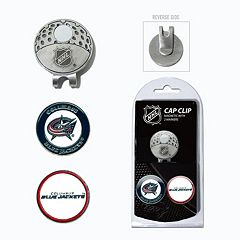 71108386def3ef Team Golf Columbus Blue Jackets Cap Clip & Magnetic Ball Markers