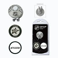 Team Golf Dallas Stars Cap Clip & Magnetic Ball Markers