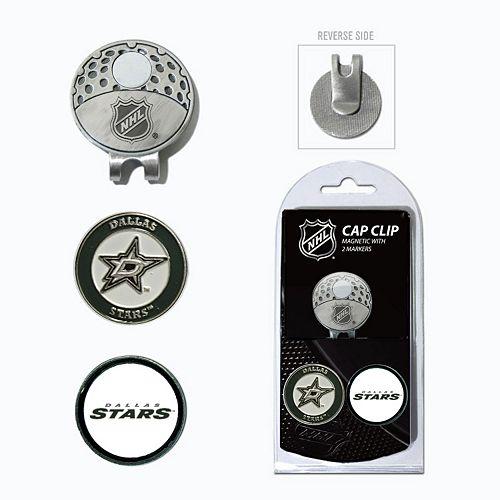 Team Golf Dallas Stars Cap Clip & Magnetic Ball Markers