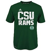 Boys 8-20 adidas Colorado State Rams Shock Energy climalite Tee