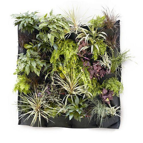 Jamie Durie Home Long Vertical Garden Greenwall Blanket