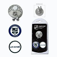 Team Golf Los Angeles Kings Cap Clip & Magnetic Ball Markers