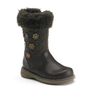 Rachel Shoes Derby Toddler Girls' Quilted Boots